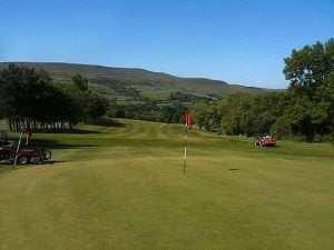 Sickleholme Golf Course